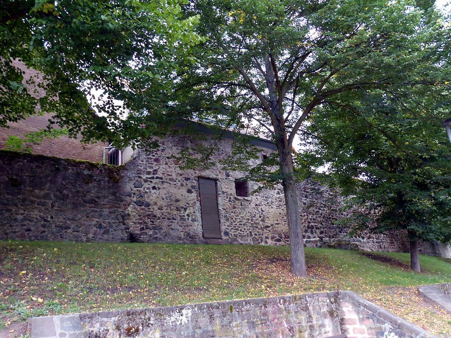 Seligenstadt - Remains of the City Walls
