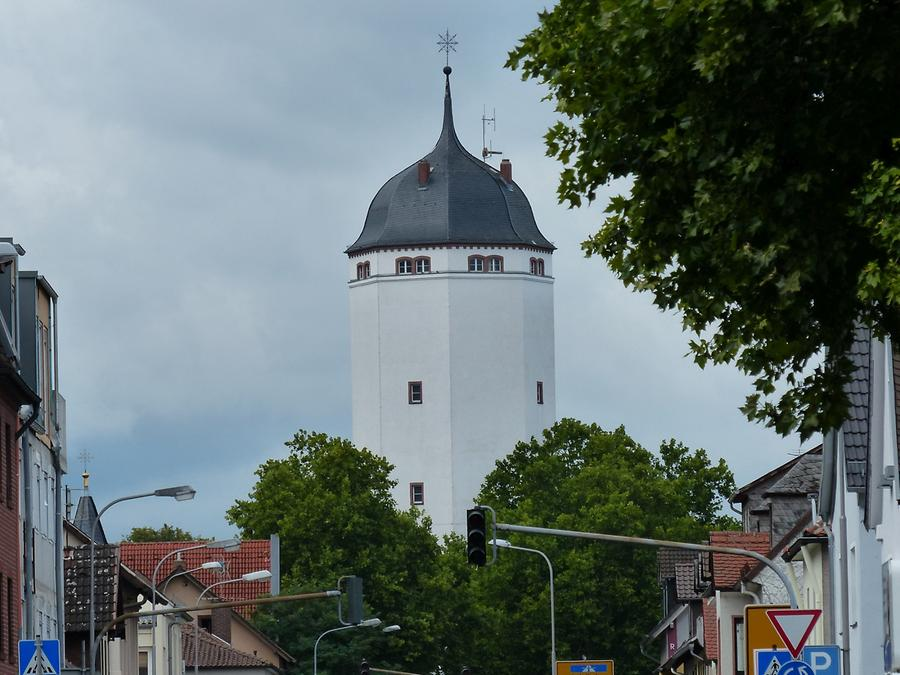 Seligenstadt - Water Tower