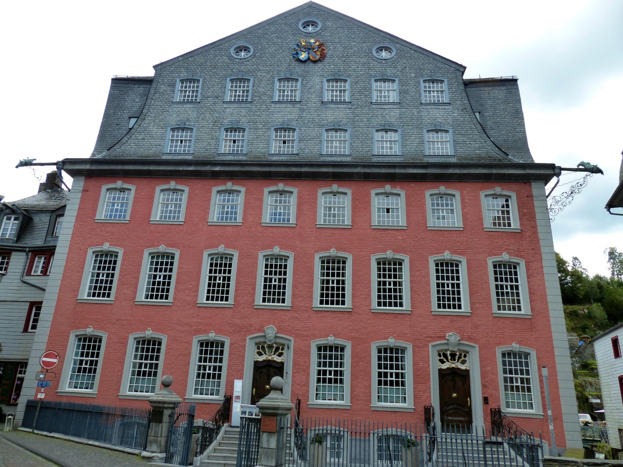 """Monschau """"Rotes Haus"""" Aachen 2"""