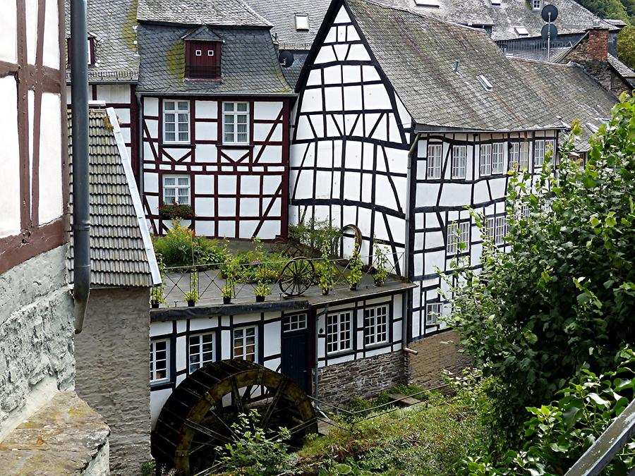 Monschau - Timber-framed Houses
