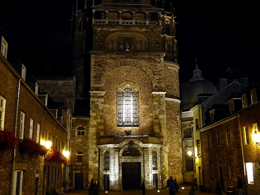 Aachen - Illuminated