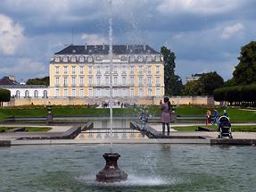 Brühl - Castle Augustusburg (3)