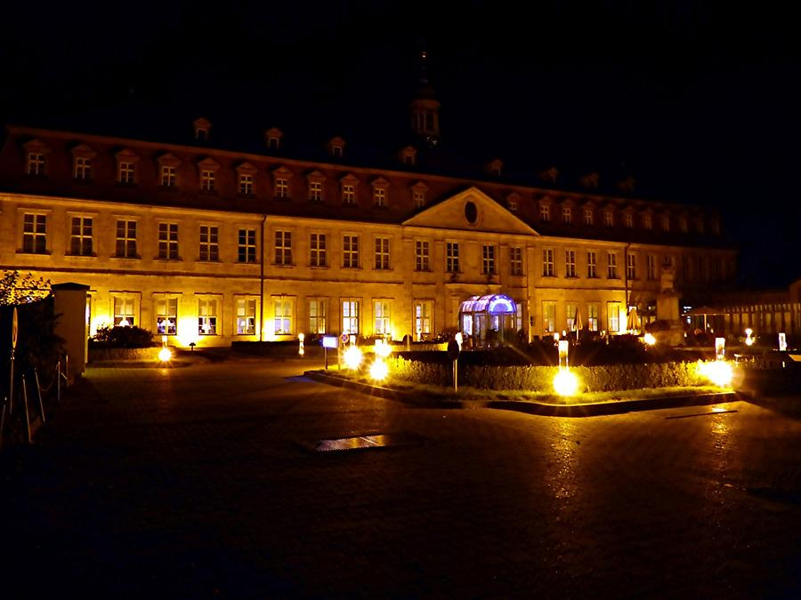 Bamberg - Bamberg - Welcome Hotel. It was a hospital in the 18 th century