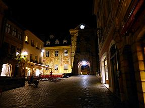 Bamberg - Old city hall
