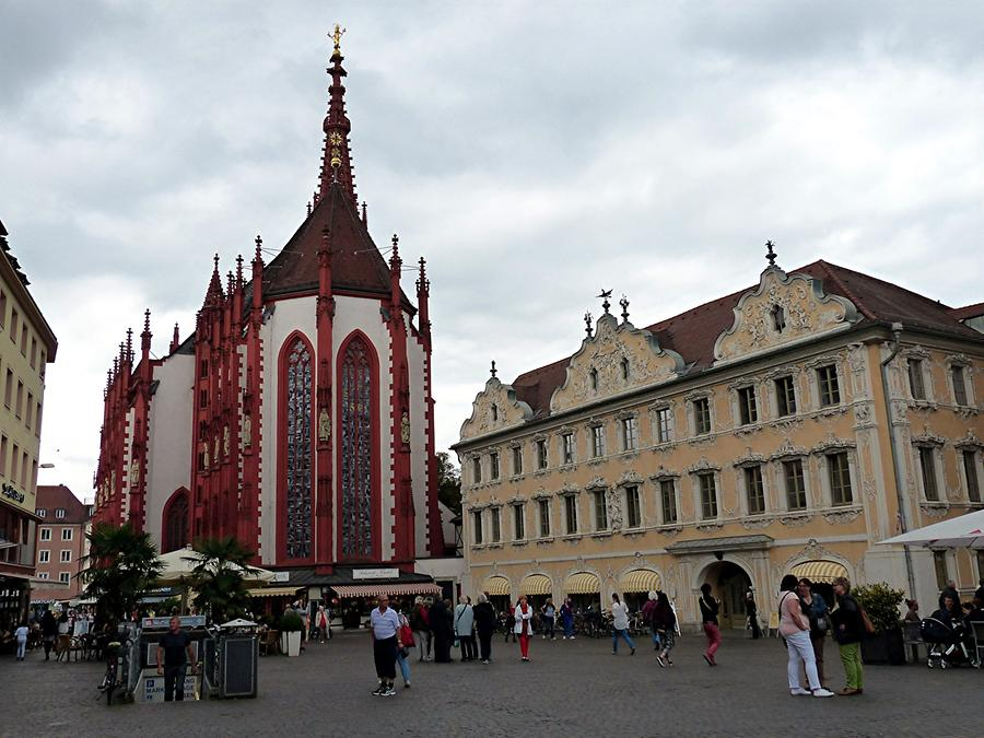 Wussten Sie, dass Würzburg eine der dynamischsten Städte ...