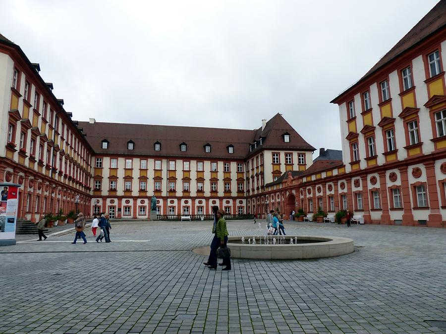 Bayreuth - Old city palace