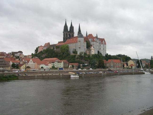 Castle and Meissen Cathedral