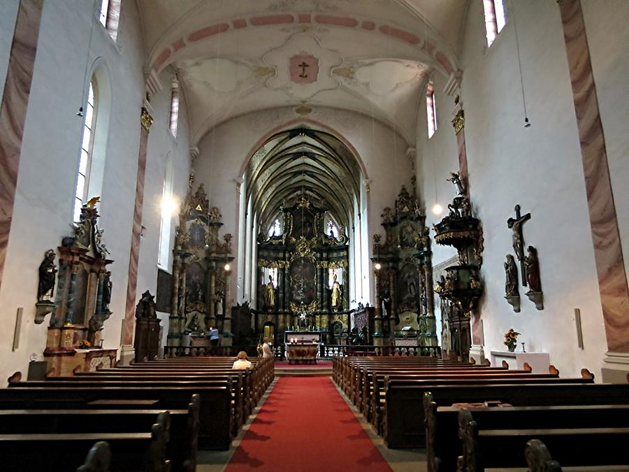 Bad Wimpfen - Dominican Church