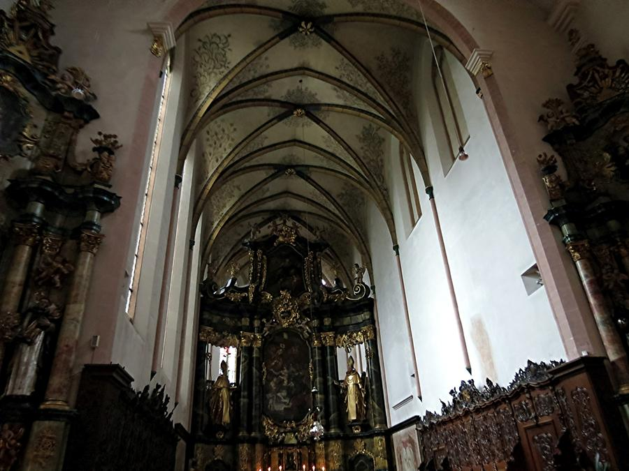 Bad Wimpfen - Dominican Church; Choir
