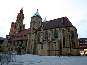 Heilbronn - St. Kilian's Church