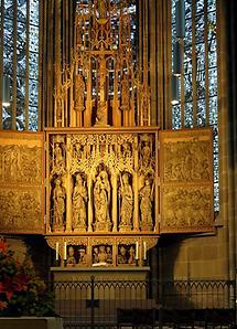 Heilbronn - St. Kilian's Church; High Altar
