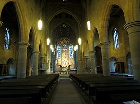 Heilbronn - St. Kilian's Church; Inside