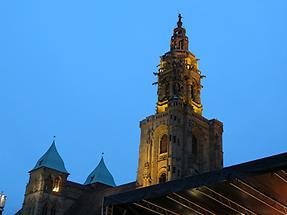 Heilbronn - St. Kilian's Church; Western Tower