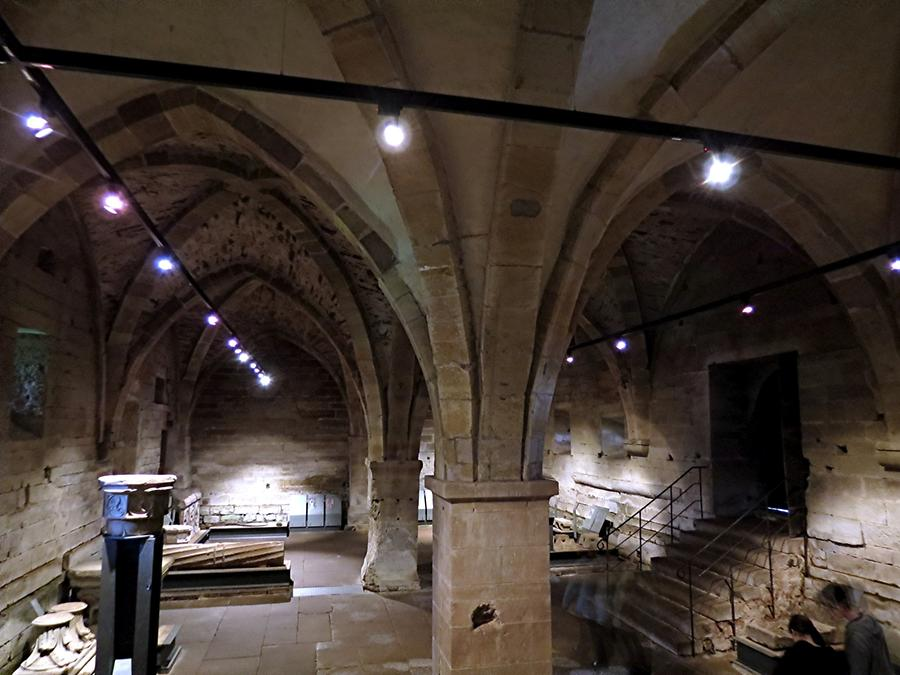 Maulbronn Abbey - Cellarium