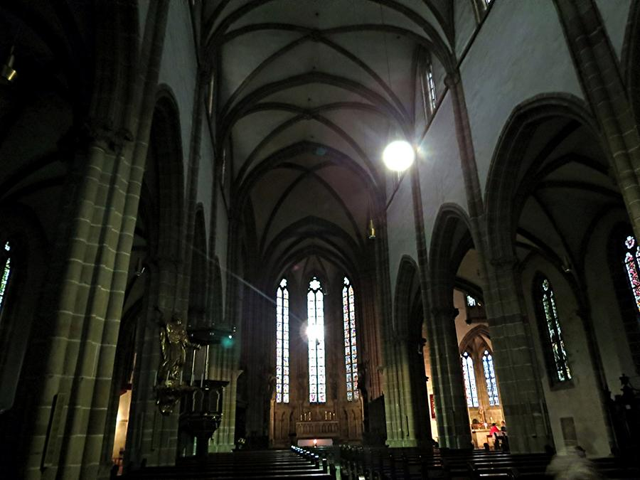 Wimpfen im Tale - Abbey Church of St. Peter