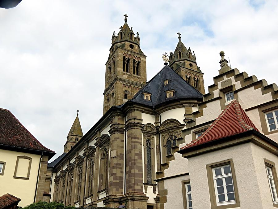 Großcomburg - Abbey Church