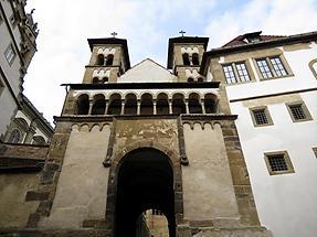 Großcomburg - St Michael's Chapel (1)
