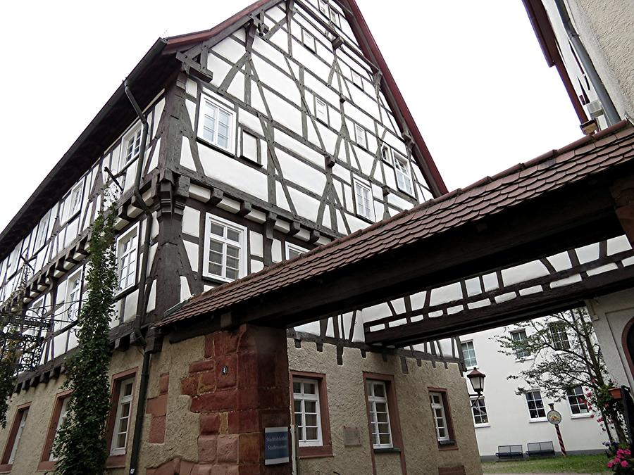 Mosbach - Old Hospital