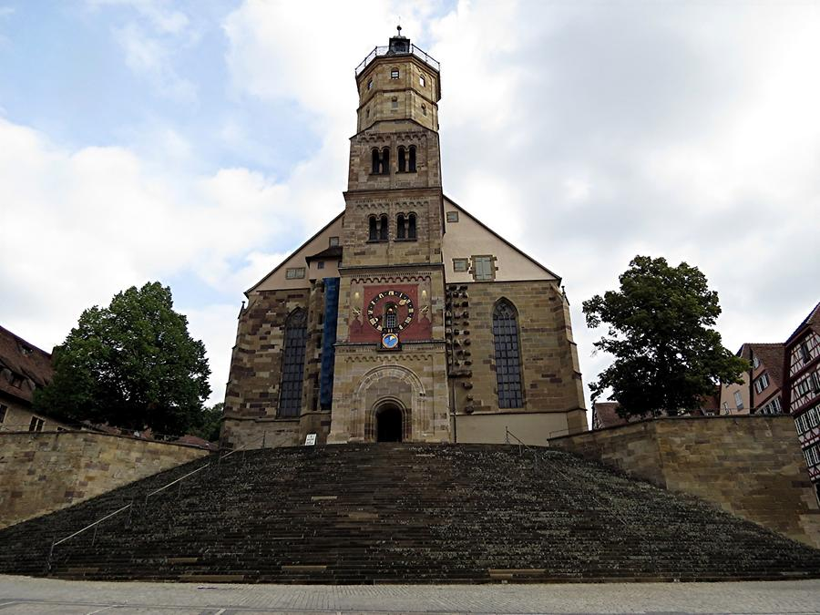 Schwäbisch Hall - St. Michael's Church