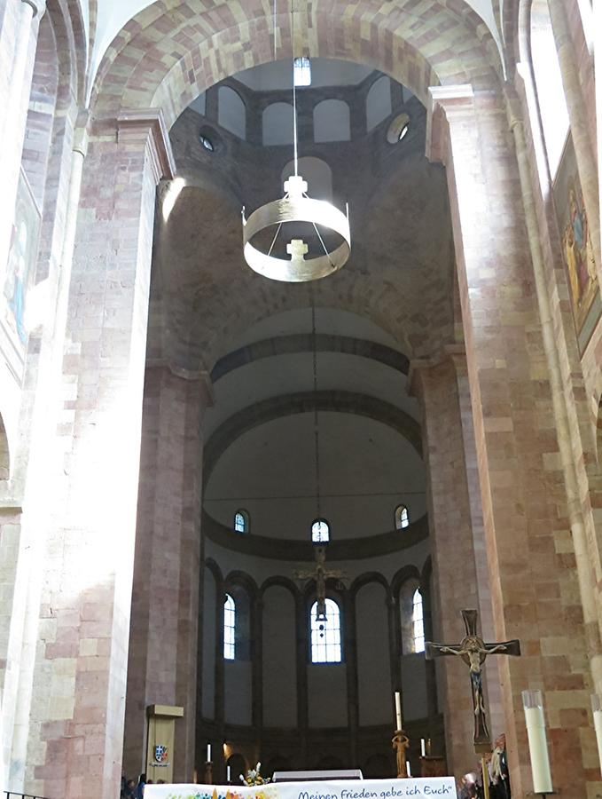 Speyer Cathedral; Apse