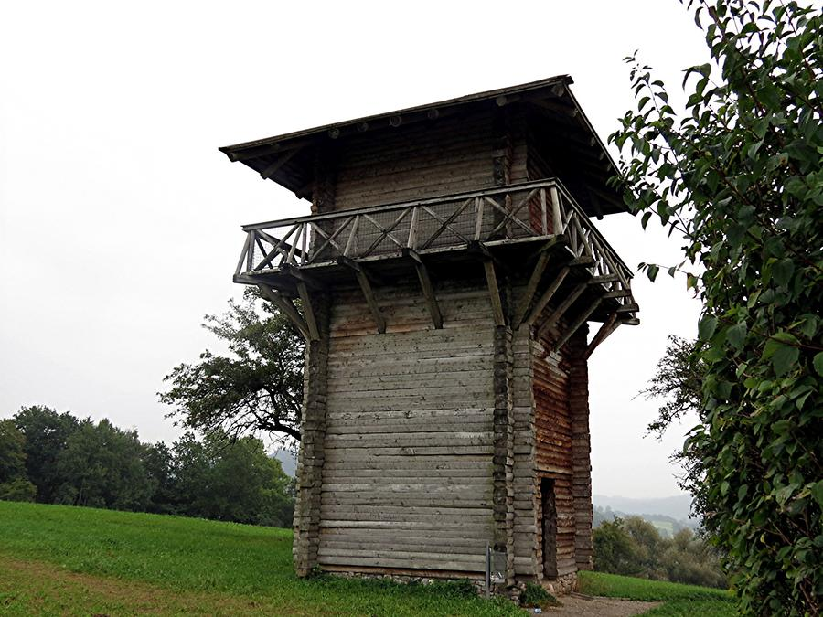 Limes - Reconstruction of a Watchtower