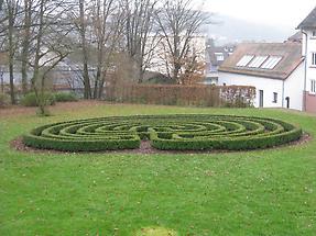 Höchst im Odenwald - Kloster Höchst - Labyrinth (2)