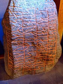 Haithabu - Runestone