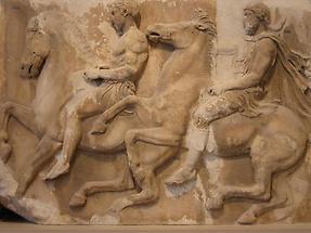 Marble frieze, Parthenon