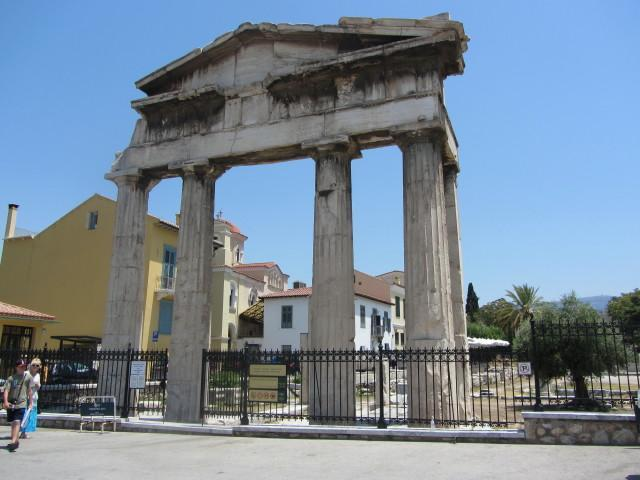 Roman Tower, Athens