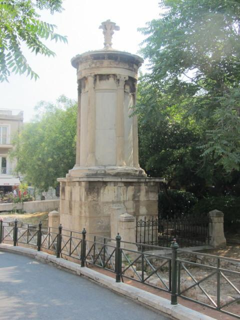 Monument in Athens