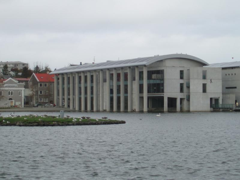 City Hall in Reykjavik