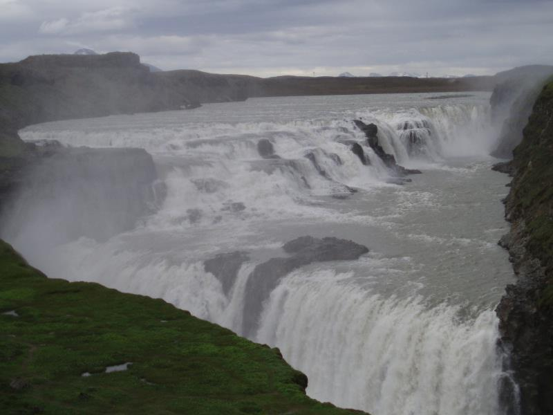 Gullfoss Waterfall (1)