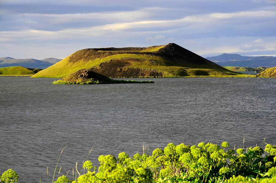 Myvatn - Pseudocrater