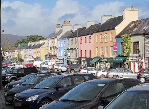 Street view of Kenmare