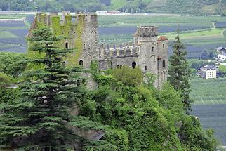 Castle near Tirolo - Dorf Tirol (1)