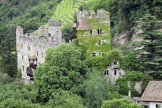 Castle near Tirolo - Dorf Tirol (2)