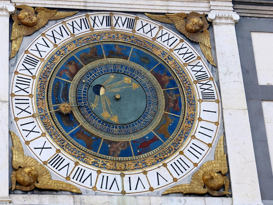 Brescia - Astronomical Clock