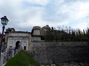 Brescia - Castello Visconteo (1)
