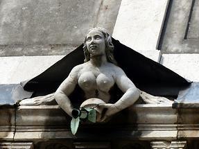 Brescia - Female Gargoyle