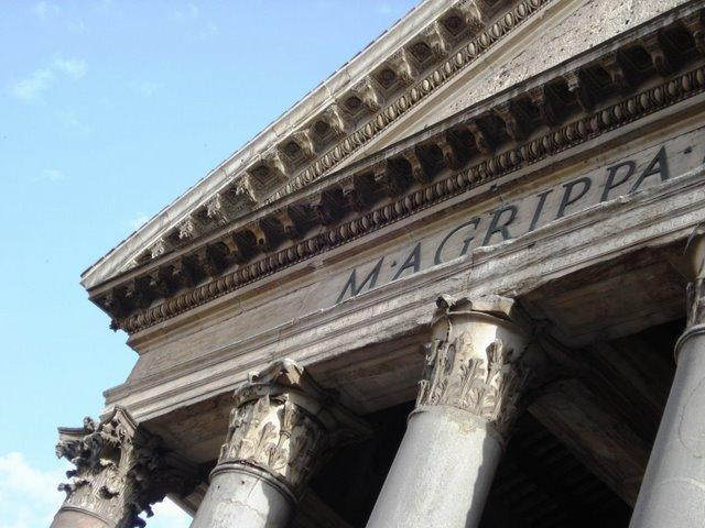 Pantheon in Rome (2)