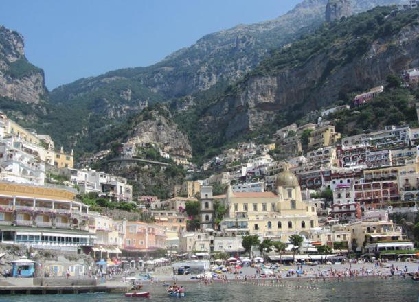City of Positano