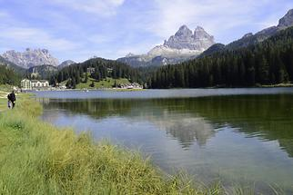 Lake Misurina (1)