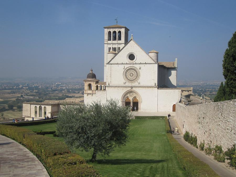 Assisi - San Francesco, Upper Church