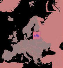 Latvia in Europe