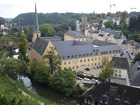 St. Johns Church, Luxembourg