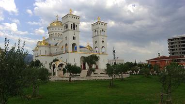 Jovan Vladimir Cathedral