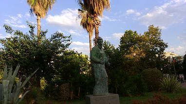 Jovan Vladimir Statue