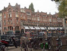 Bicycles, Amsterdam