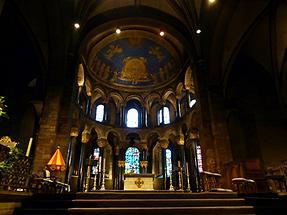 Maastricht - Liebfrauenkirche; Apse