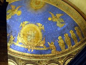 Maastricht - Liebfrauenkirche; Fresco